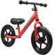 Kiddimoto Super Junior - Draisienne Enfant - rouge